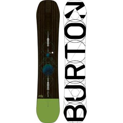 NEW Snow gear Burton Custom Flying V 2018 Snowboard 154cm