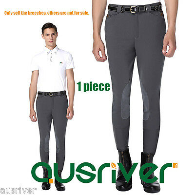 Horse Riding Pants Lightweight Jodhpurs Equestrian Breeches Adult Unisex Size