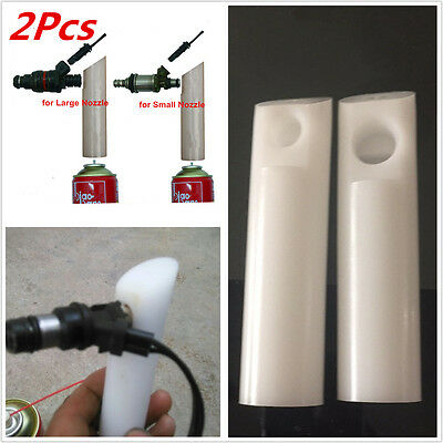 Automotive Diesel Injection Cleaner Adapter Fuel Injector Nozzle Cleaning Tools