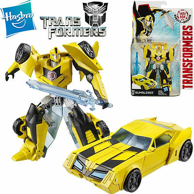 Transformers Generations Bumblebee Robots In Disguise Robot Truck Car Toy Set