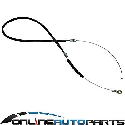 Front Park Hand Brake Cable fit Toyota Hilux LN65 1983-1988 4X4 Ute