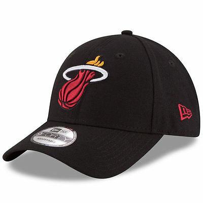 Miami Heat NBA Basketball New Era Cap Kappe 9forty One Size Klettverschluss