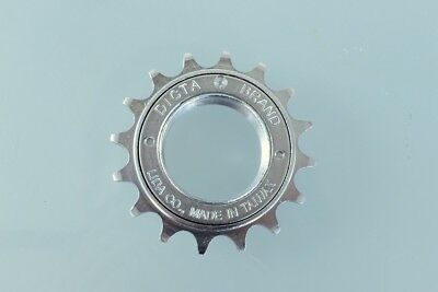 "Old School BMX Chrome Freewheel 1/2"" x 1/8"" 16T Dicta Free Wheel Cog Sprocket"