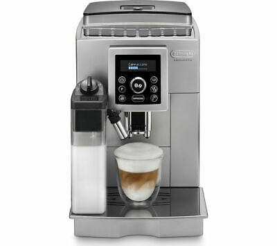 DELONGHI ECAM23.460 Bean to Cup Coffee Machine Silver & Black