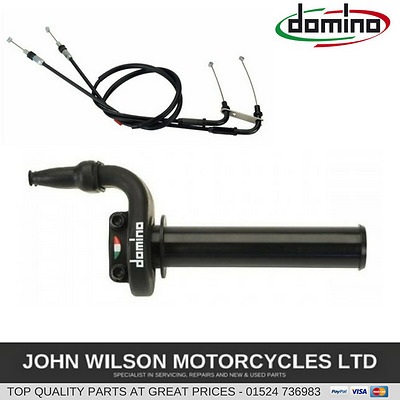 Suzuki SV650 SV1000 TL1000R S Domino Quick Action Throttle KRR03 & Cables