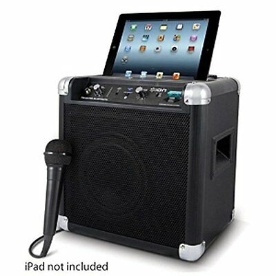 Ion Audio IPA57 Tailgater Bluetooth Speaker for iPod touch/iPad/iPhone/Android