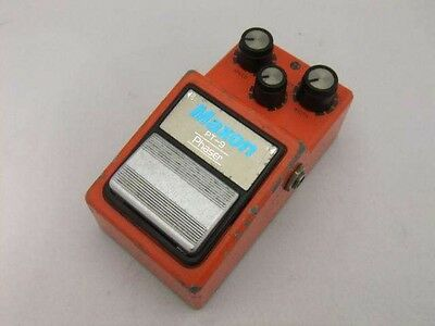 Used! MAXON PT-9 Phaser Vintage Guitar Effects Pedal Made in Japan