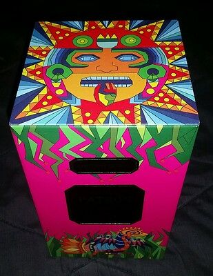 Patron Silver Limited Edition Mexican Heritage Tin RARE