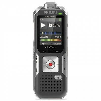 Philips Voice Tracer 6010 Digital Recorder - DVT6010