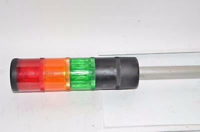 Telemecanique Signal Light Tower Red,yellow,green (2In Ea.)