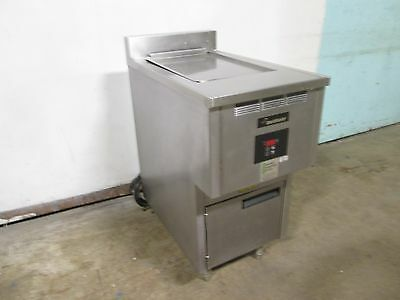 """""""DELFIELD-F14ER118 """" H.D. COMMERCIAL S.S 3Ph ELECTRIC PASTA COOKER/RETHERMALIZER"""