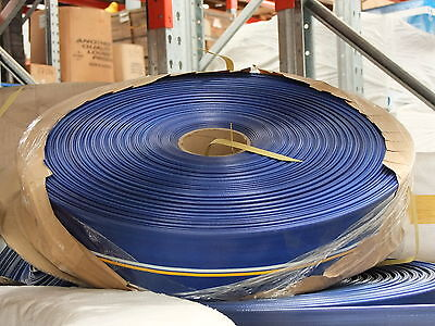 """ECO LAY FLAT HOSE MADE FROM EVA 75 MM X 100MTR Water Delivery Hose LAYFLAT 3"""""""