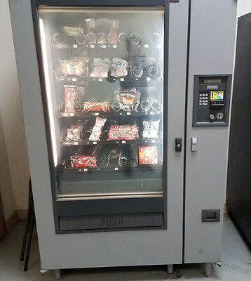 Automatic Products Model 310 Full-Size Frozen Vending Machine