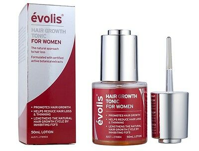 Evolis Hair Growth Tonic for Women 50ml (Hair Loss)
