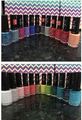 REVLON COLORSTAY GEL ENVY  longwear Nail Enamel Polish 23 colours FREE POST