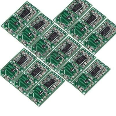 5/10/20x RCWL-0516 Microwave Radar Sensor Switch Module Body Induction 4-28V lot