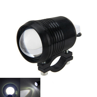 1 Pcs 30W Motorcycle U2 LED Waterproof Driving Headlight Spot Fog Light Lamp
