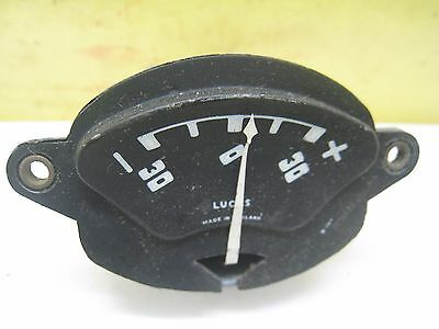 Land Rover Series 2 Jaeger Ammeter #Bs1004.Lu-620014 For Dash Panel Ip3200#02