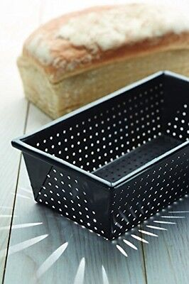 Master Class Crusty Bake Non-Stick 2 Lb Loaf Tin 23 Cm Bread Cook Oven Eat NEW