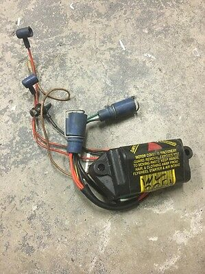 25hp 35hp 40hp 50hp evinrude johnson outboard cdi power pack 585261 0585261