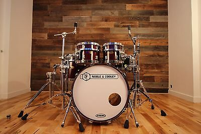 Noble & Cooley Cd Maple Drum Kit Cherry Wood Lacquer (Pre-Loved)