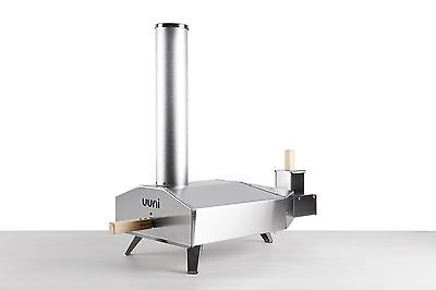 Uuni 3 Portable Wood Pellet Pizza Oven. Includes Pizza Cooking Stone and Peel.
