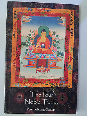 The Four Noble Truths (Paperback) 1559390271
