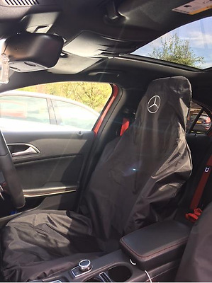 Mercedes Benz A45 Recaro Car Seat Covers Protectors Sports Bucket - New Amg