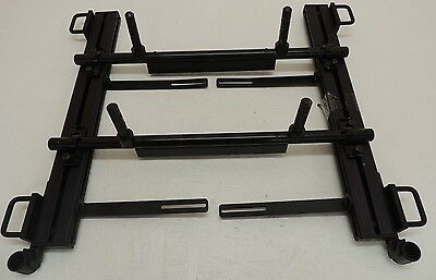 Quantum 614 Full Base Seat Frame Mounting Bracket for Electric Power Chairs