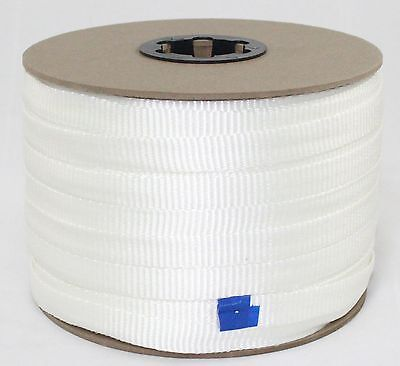 "500FT Mule Tape 3/4 "" 2,500 lb. Break Strength Pull Tape Polyester Pulling Tape"
