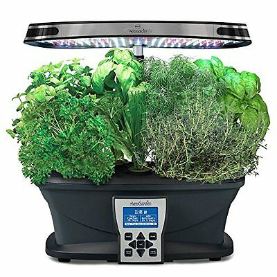 FREE EXPEDITED SHIPPING 7-Pod Miracle-Gro AeroGarden Gourmet Herb Seed Kit