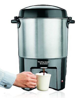 Large Coffee Urn Big Coffee Machine Maker Commercial Office Brewer Brew Station