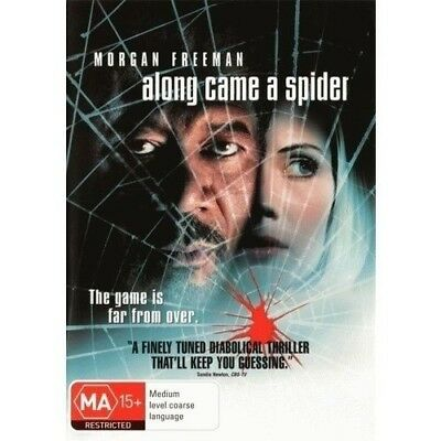 Along Came a Spider DVD  ( Brand New )( Fast Free Shipping)