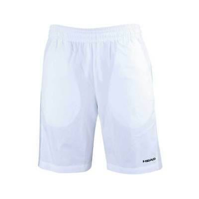 New Head Mens Premium White Tennis Shorts Size XXL