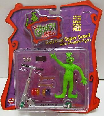 Way Out Toys Dr. Seuss How The Grinch Stole Christmas Extreme Super Scoot *mip*