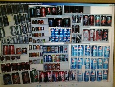 SODA CAN Collection ~ 24 Cans ~ YOU PICK THE 24 YOU WANT (my id: 2 o )