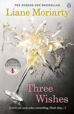 Three Wishes by Liane Moriarty Paperback BRAND NEW BESTSELLER