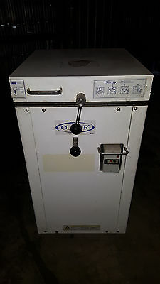 Oliver Bakery Electric Hydraulic Dough Press 24 Part Square Divider Model 619