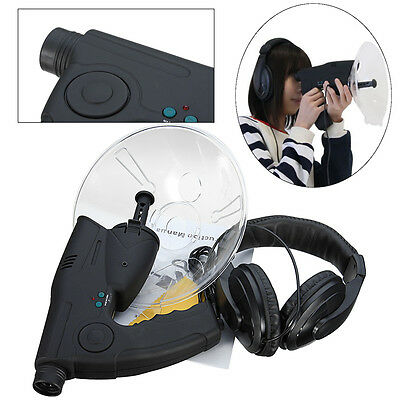 Bird Recording Observing Listening Device Extreme Sound Amplifier Ear Bionic
