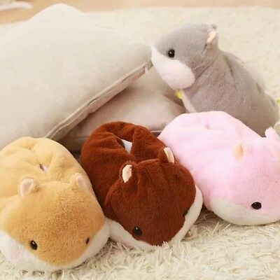 Lovely Cover Plush Super Cartoon Box Sofa Hamster Soft Tissue 4 Color