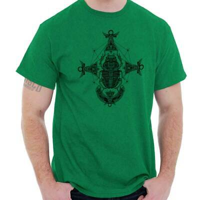 Ancient Egyptian Scarab Shirt | Symbol Spirit Animal New Age T Shirt