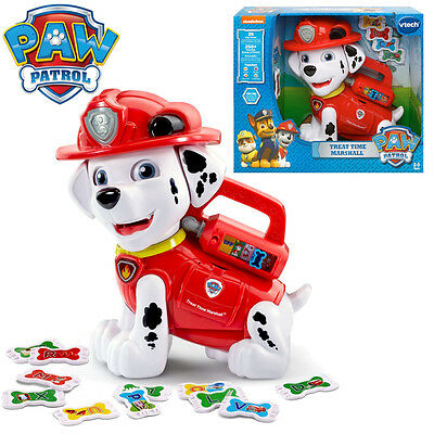 Vtech Paw Patrol Treat Time Marshall Learning Educational W/ Music Kid Play Toy