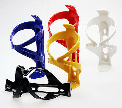 New Outdoor Sports Cycling Bike Bicycle Plastic Water Bottle Holder Cages Mount