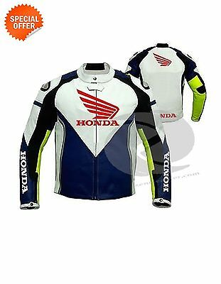 Racing Motorcycle Motorbike Jacket two tone florescent yellow and blue any size