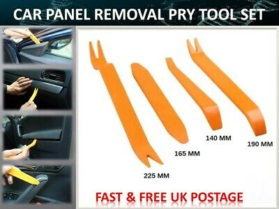 RANGE ROVER Stereo Dashboard Plastic Trim Panel Install//Removal Pry Tool Kit