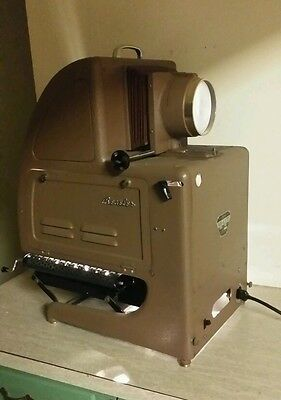Vintage Beseler VU-LYTE opaque projector w/case...( No power cord )