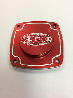 Goped MRI Red Pull Starter Block-off Plate
