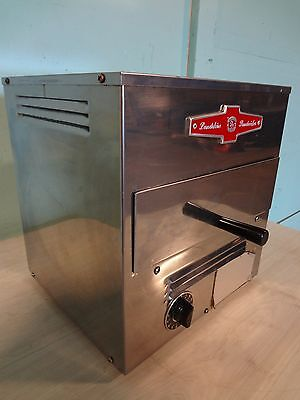 "Commercial ""wisco"" C. Top Stainless Steel Sandwiches/chip/bun/food Oven/warmer"