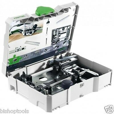 Festool 584100 LR 32 Hole Drilling Set In Systainer