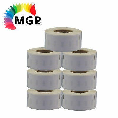 7x Rolls of Quality 11355 label 51mm x 19mm/500 Per Roll for Dymo labelWrite